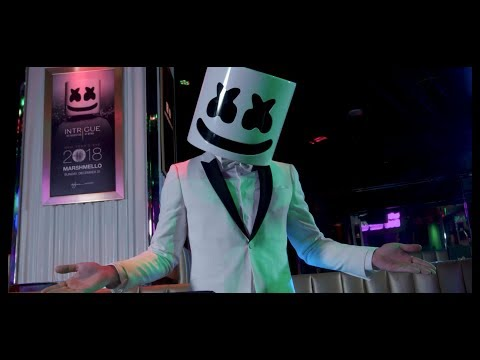 connectYoutube - Celebrate New Year's Eve 2018 with Marshmello at Intrigue Vegas