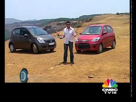 Maruti Suzuki Ritz vs Hyundai i10