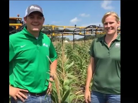 Sprayer Technology & Cover Crops | Facebook Live