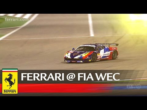 WEC – All the emotions from the 6 Hours of Bahrain