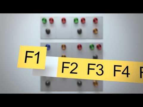 PT-E550WVP labelprinter til håndværkere
