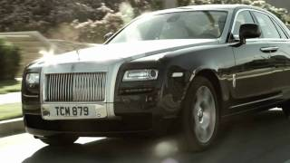 Rolls-Royce Ghost  Power of Simplicity