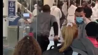 Noticias Puerto Rico - Turista[Gringo] llega borracho y ataca a Guardia en aeropuerto de PP????????