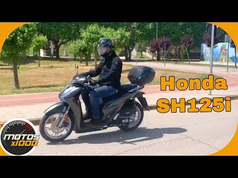 Test Honda SH125i 2020 | Motosx1000