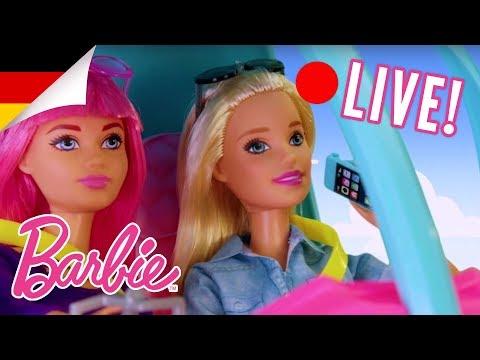 🔴 LIVE: Barbies beste Travel Mysteries | Barbie Travel Mysteries