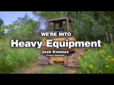 A Company of Enthusiasts: We're Into Heavy Equipment
