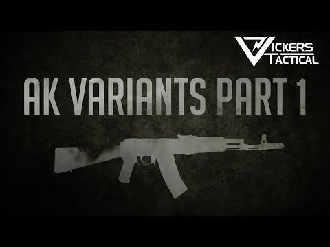 Best of AK Variants Vol. 1