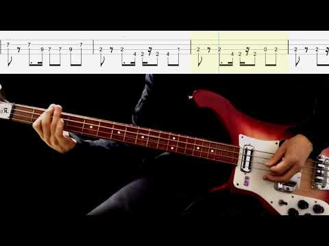 Bass TAB : You Won't See Me - The Beatles
