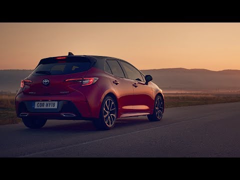 Toyota Corolla 2019 TV Advert - 30""