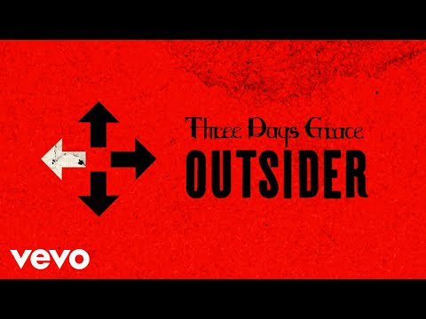 connectYoutube - Three Days Grace - I Am An Outsider (Audio)
