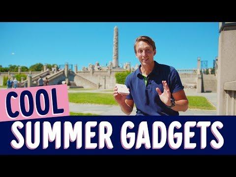 Coola gadgets för sommaren