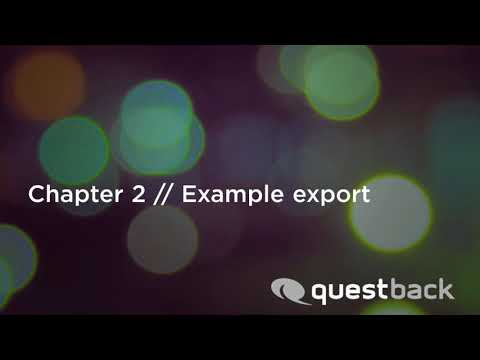 E09 Step 7  How to export the data