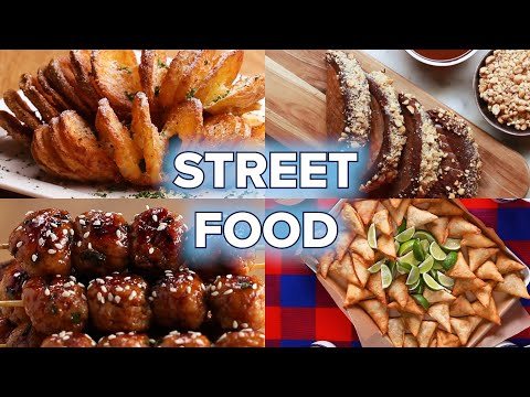 11 Street Food Recipes You Can Make At Home ?Tasty