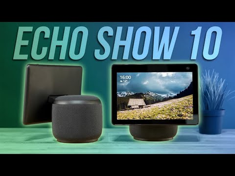 Amazon Echo Show 10 TI SEGUE, uno speake …
