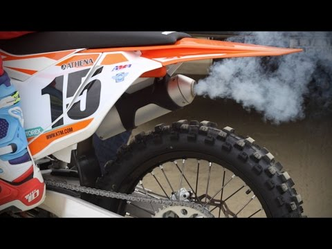 Dean Wilson | Two-Strokin' | TransWorld Motocross