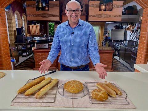 Конкурс по выпечке хлеба на призы Сталика Ханкишиева и KENWOOD