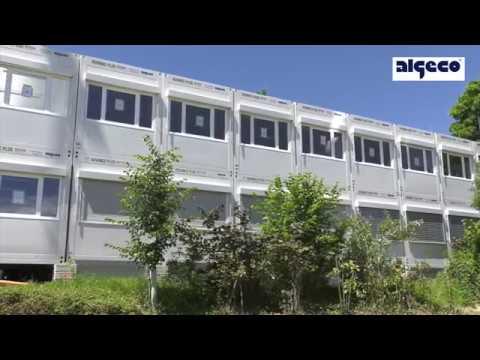 ALGECO Referenzprojekt SmartSchool Gemeinschaftschule Hohberg 2019