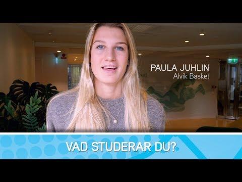 Grattis till elitidrottsstipendiet, Paula Juhlin! 🏅