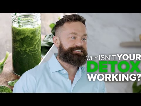 Why Detoxing DOESN'T Work