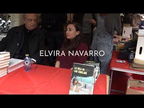Vidéo de Elvira Navarro
