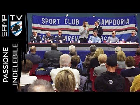#PassioneIndelebile: la festa dello Sport Club Sampdoria