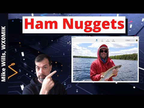 Ham Nuggets Live w/WX0MIK Weather Mike