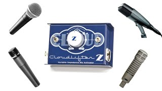 Official Cloudlifter CL-Z Demo