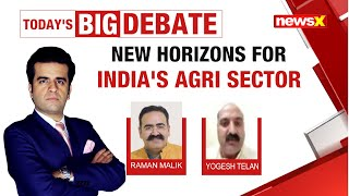 New Horizons for India's Agriculture Sector | NewsX - NEWSXLIVE