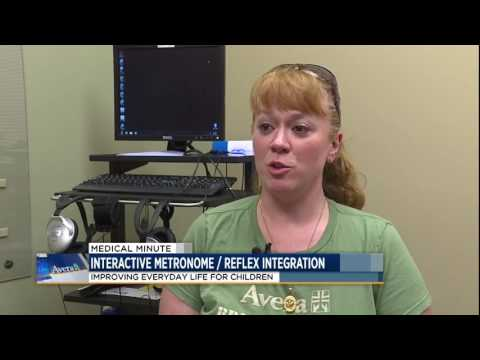 Interactive metronome and reflex integration therapy - Medical Minute