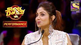 Vivek के 'Ishq Wala Love' Performance ने किया Shilpa के दिल का हाल बेहाल | Super Dancer Chapter 2 - SETINDIA