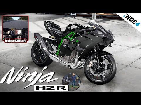 H2R-รถSuperBike-ที่เร็วที่สุดใ