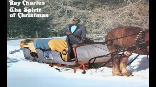 Ray Charles That Spirit Of Christmas.Ray Charles The Spirit Of Christmas Columbia Records 1985