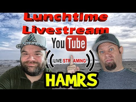 Lunchtime Livestream - Chatting with Jarrett about His HAMRS App