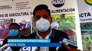 Cinco municipios son los más afectados por lluvias en Quetzaltenango
