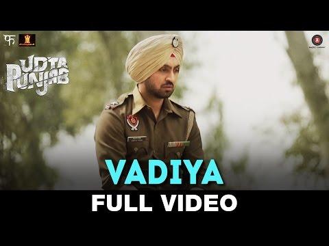 VADIYA LYRICS - Udta Punjab | Amit Trivedi