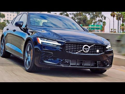 VOLVO S60 POLESTAR (2019) Design, Interior, Driving