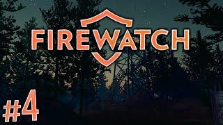 Firewatch Gameplay #4 - June Fire