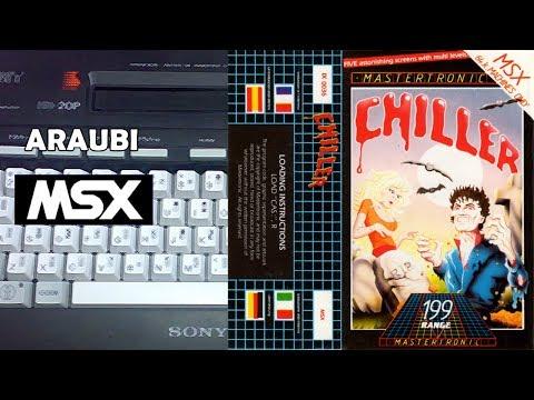Chiller (Mastertronic, 1985) MSX [467] Walkthrough Comentado
