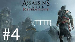 Assassins Creed Revelations - Walkthrough Gameplay - Part 4 [HD] (X360/PS3)
