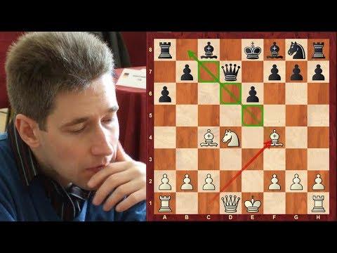 Michael Adams vs Julio Suarez Gomez Tradewise Gibraltar (2018) : French Defense: Tarrasch