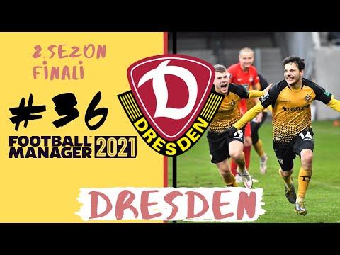 DYNAMO DRESDEN FM21   Bölüm 36   UZUN BÖLÜM! / BUNDESLİGA YA YÜKSELDİK Mİ?  Football Manager 2021