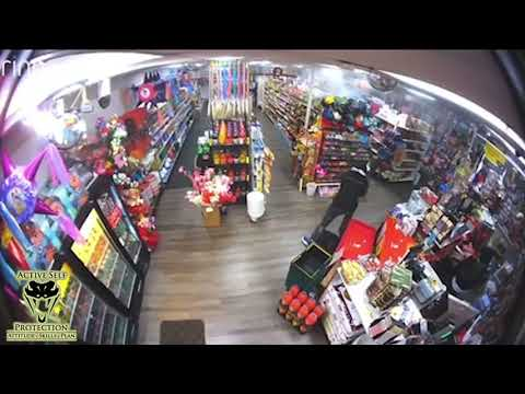 California Dollar Store Owner Shot During Robbery