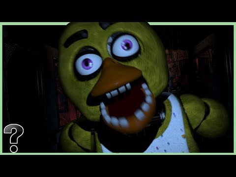 What If Five Nights At Freddy's Was Real?