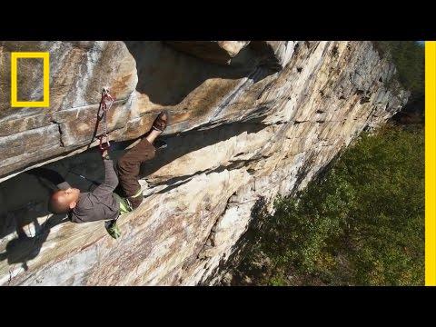 This Rock Climbing Kid Has a Hidden Strength: His Super Mom | Short Film Showcase