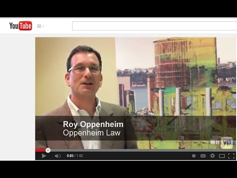 Oppenheim Law has the cornerstone on real estate/foreclosure defense