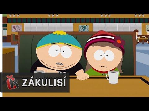 Ze zákulisí: Jak se dabuje South Park
