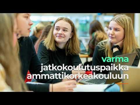 Valkeakosken Tietotien lukion kansainvälinen linja