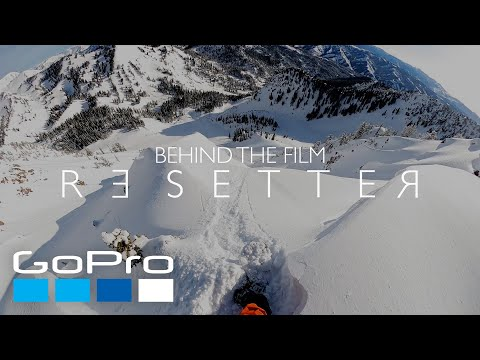 GoPro: Behind the Film 'Resetter' with Travis Rice