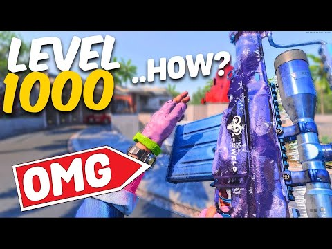 I UNLOCKED LEVEL 1000 by DOING THIS?!...