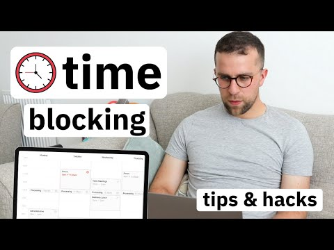 10 Time Blocking Tips for 2021